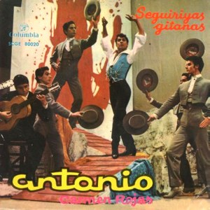 Antonio - ColumbiaSCGE 80020
