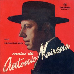 Mairena, Antonio - ColumbiaECGE 71292