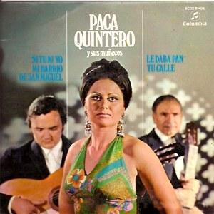 Quintero, Paca - ColumbiaSCGE 81406