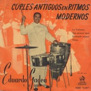 Gadea, Eduardo - Odeon (EMI)DSOE 16.202