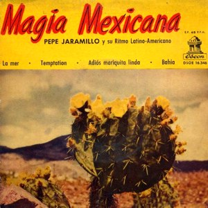 Jaramillo, Pepe - Odeon (EMI)DSOE 16.346
