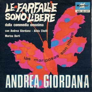 Giordana, Andrea