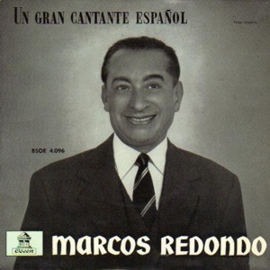 Marcos Redondo - Odeon (EMI)BSOE 4.096
