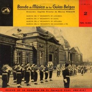 Banda De Música De Los Guías Belgas