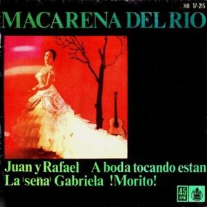 Macarena Del Río - HispavoxHH 17-215