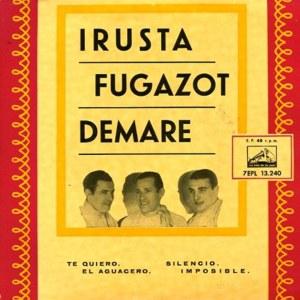 Trío Irusta-Fugazot-Demare
