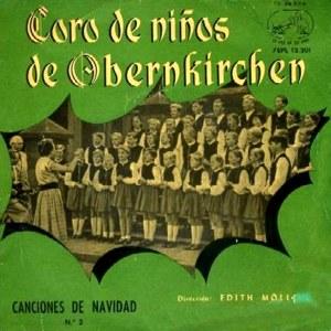 Coro De Niños De Obernkirchen - La Voz De Su Amo (EMI)7EPL 13.301