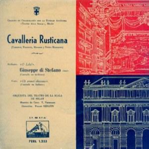 Di Stefano, Giuseppe - La Voz De Su Amo (EMI)7ERL 1.253