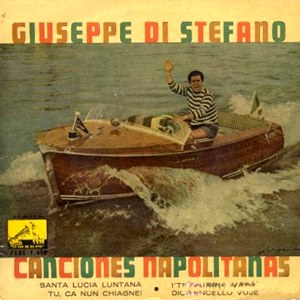 Di Stefano, Giuseppe - La Voz De Su Amo (EMI)7ERL 1.419