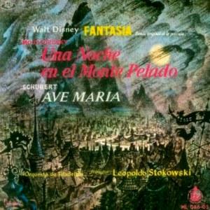 Música De Películas - HispavoxHL 086-05