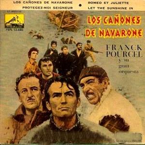 Pourcel, Franck - La Voz De Su Amo (EMI)7EPL 13.680