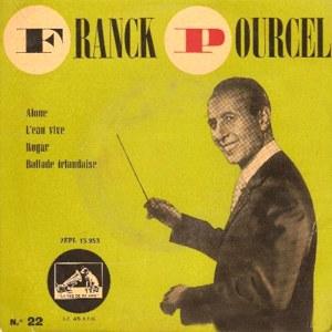 Pourcel, Franck - La Voz De Su Amo (EMI)7EPL 13.253