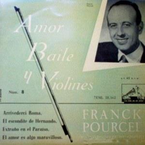 Pourcel, Franck - La Voz De Su Amo (EMI)7EML 28.162