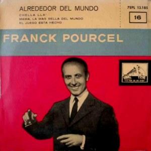 Pourcel, Franck - La Voz De Su Amo (EMI)7EPL 13.185