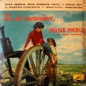 Pourcel, Franck - La Voz De Su Amo (EMI)7EPL 13.526