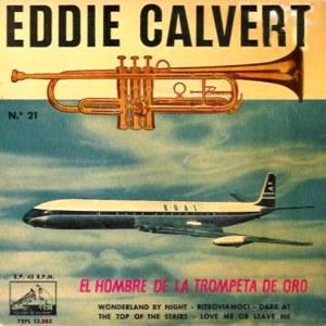 Calvert, Eddie - La Voz De Su Amo (EMI)7EPL 13.583