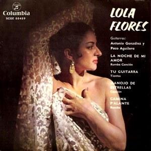 Flores, Lola - ColumbiaSCGE 80489