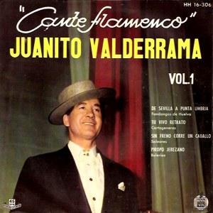 Valderrama, Juanito - HispavoxHH 16-306