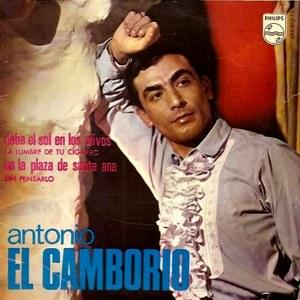El Camborio, Antonio - Philips436 815 PE