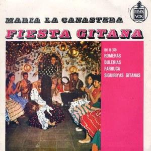 María La Canastera - HispavoxHH 16-390