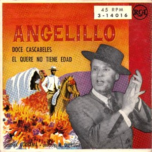Angelillo - RCA 3-14016