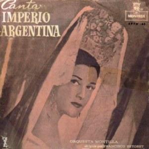 Argentina, Imperio - Montilla (Zafiro)EPFM- 63