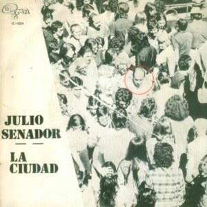 Senador, Julio