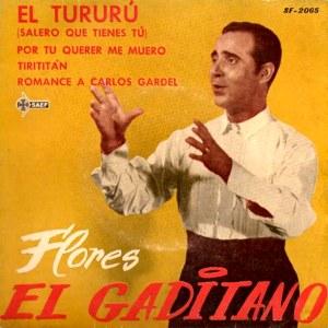 Florentino (Flores ´´El Gaditano´´)