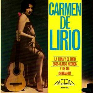 Lirio, Carmen De - Marbella (Vergara)2.015-XC