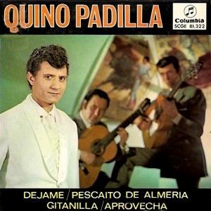 Padilla, Quino - ColumbiaSCGE 81322