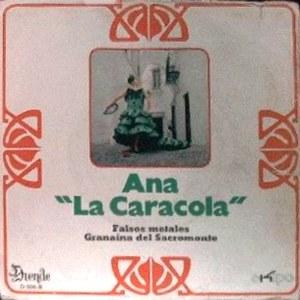 Ana La Caracola - Duende (Ekipo)D-506-B