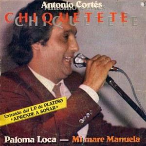 Cortés ´´Chiquetete´´, Antonio - ZafiroP-90