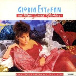 Estefan, Gloria - Epic (CBS)EPC 650805-7