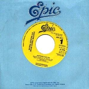 Estefan, Gloria - Epic (CBS)ARI-2077