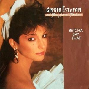 Estefan, Gloria - Epic (CBS)EPC 651125-7