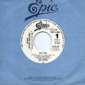 Gloria Estefan - Epic (CBS)EPC A-6255