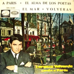 Valverde, Lorenzo - La Voz De Su Amo (EMI)7EPL 14.205