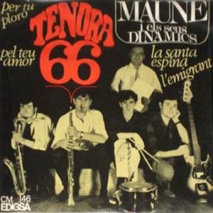 Mauné Y Sus Dinamik´s - EdigsaCM 146