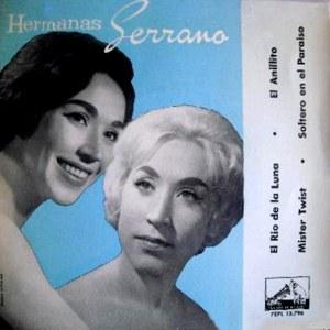 Hermanas Serrano - La Voz De Su Amo (EMI)7EPL 13.796