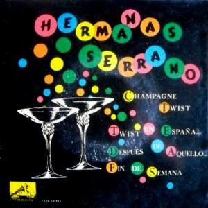Hermanas Serrano - La Voz De Su Amo (EMI)7EPL 13.811