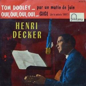 Decker, Henri