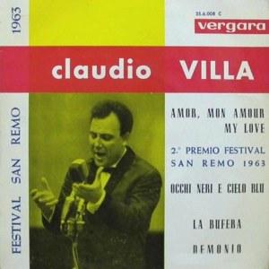 Villa, Claudio