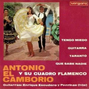 El Camborio, Antonio - Vergara12.009 C