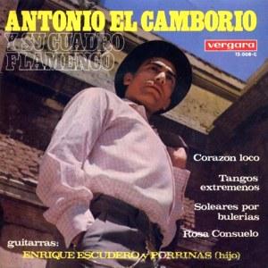 El Camborio, Antonio