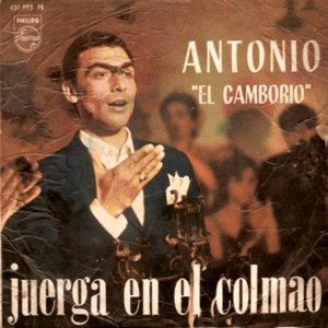 El Camborio, Antonio - Philips430 993 PE