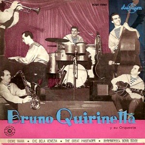 Quirinetta, Bruno - ColumbiaECGE 75061