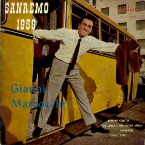 Marzocchi, Gianni - ColumbiaECGE 75112