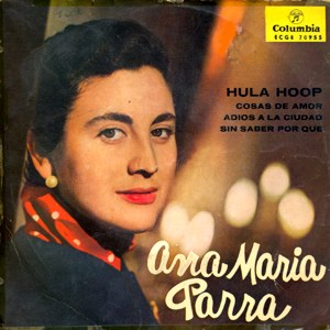 Parra, Ana María - ColumbiaECGE 70955