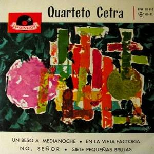 Quarteto Cetra - Polydor50 912 EPH