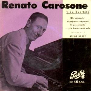 Carosone, Renato - Pathé (EMI)45EMA 40.032